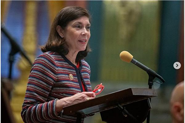 宾州州长否决禁止疫苗护照法案