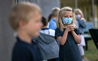 新泽西州长宣布 今年秋季在校园里不需佩戴口罩