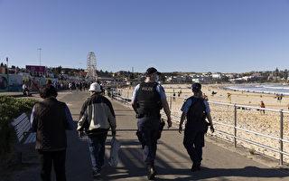 新州警司沒戴口罩被罰200 悉尼西南將被重點檢查