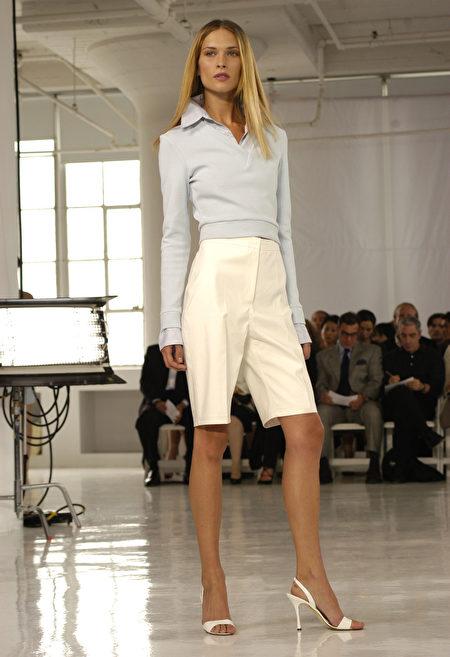 時尚, 時裝週, 襯衫, 紐約