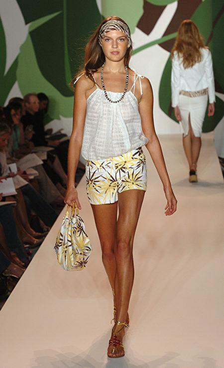 時尚, 時裝週, 短褲, 紐約