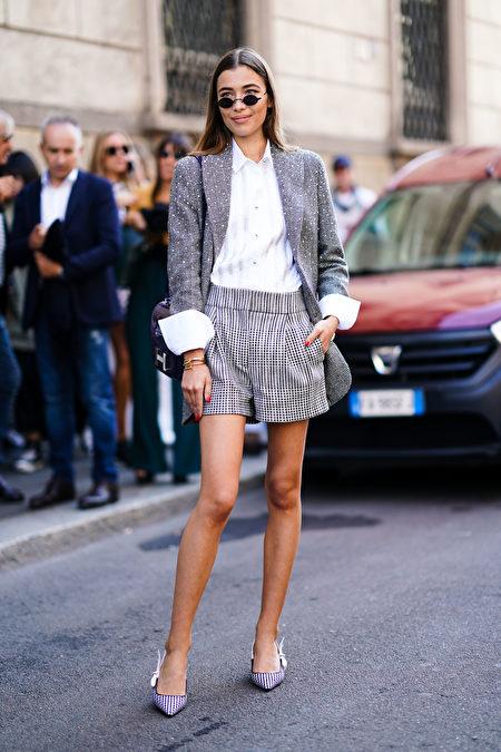 時尚, 時裝週, 襯衫, 米蘭