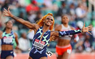 美短跑女子冠軍大麻檢測呈陽 或無緣東京奧運