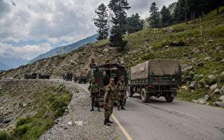 中印向邊境各派數萬軍隊 數十年來最大集結