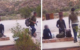 德州邊境牧場遭竊 CBP逮捕持槍非法入境者
