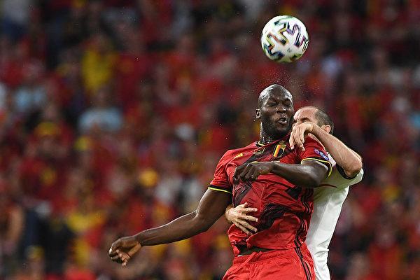 欧洲杯八强战 意大利赢比利时 西班牙胜瑞士