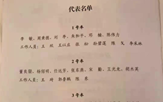 现身天安门党庆 重量级红后代名单曝光