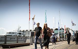 奧克蘭「世界級」海濱7月2日向公眾開放