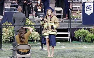 消防專家遇難 三百多同事參加他女兒畢業典禮