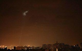 哈馬斯發射燃燒氣球 以色列再次空襲加沙
