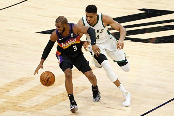 NBA季後賽:雄鹿47年後重返總決賽舞台