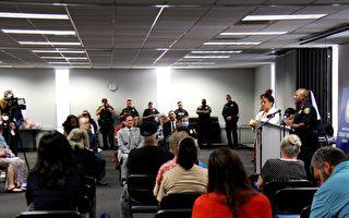 警察局長Finner 出席市民大會解答治安問題