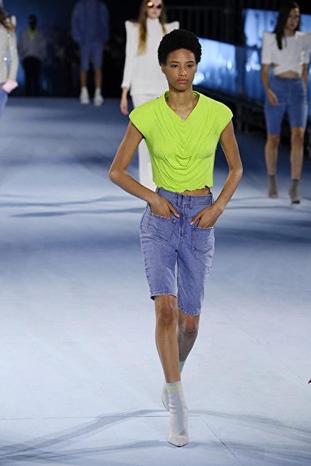 時尚, 時裝, 法國, 短褲