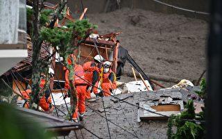 日本泥石流酿重灾 搜救犬奋力搜救感动网友