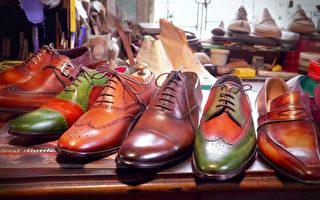 越南一鞋匠自学成才 自制皮鞋受王室青睐