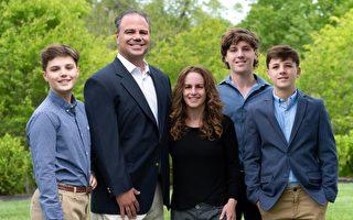 匹兹堡律师Jason Richey竞选宾州州长