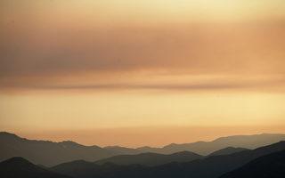 煙花加野火 南海岸現空氣質量警告