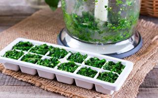 新鲜香草提升食材风味 这样料理保鲜不浪费