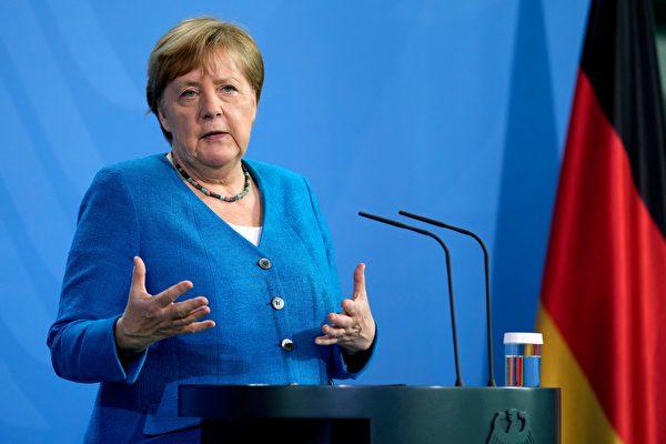 組圖:德國總理敦促西巴爾幹國家加強合作