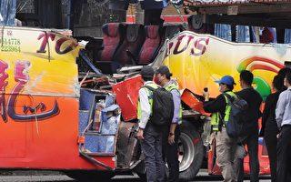 苏花游览车事故酿6死 台司机超速及操作失当遭起诉