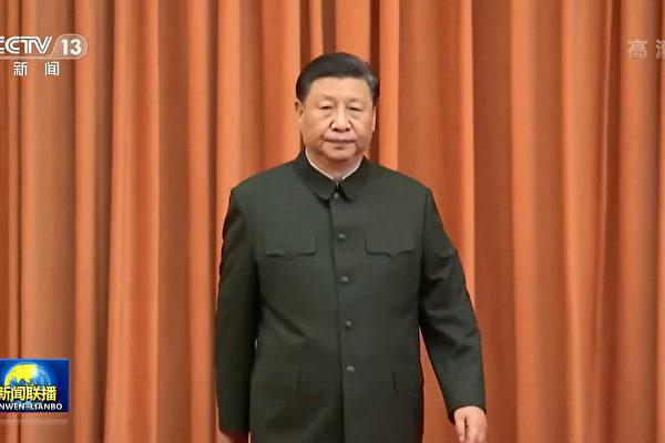 中共党庆后晋升4名上将 习近平愁容满面