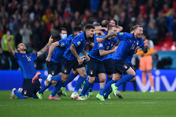 點球大戰淘汰西班牙 意大利闖進歐洲盃決賽