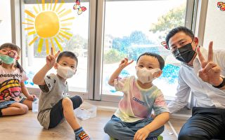 强化儿童防疫网 竹市幼托人员9日起施打疫苗