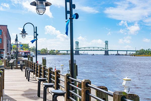 美東岸人氣TOP5河濱步道 休閒觀光兩相宜