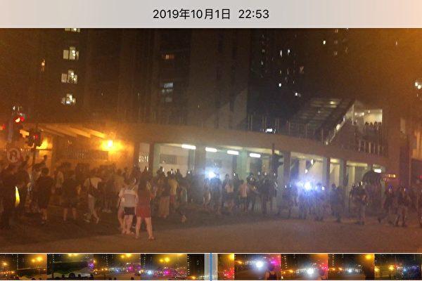 香港人的心 不属于中共