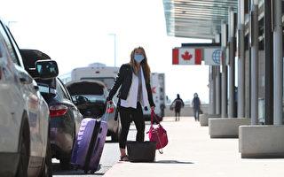 海外加拿大人回國 部分人注射4次疫苗