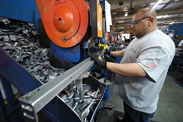 加州採購經理們預期第三季度製造業蓬勃發展
