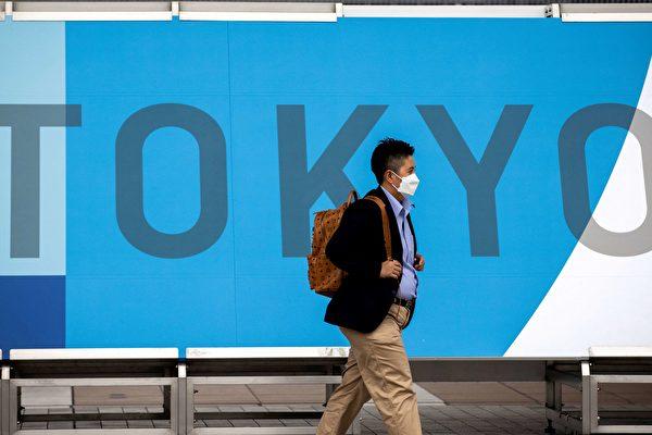 組圖:東京疫情嚴峻 將第4度進入緊急狀態