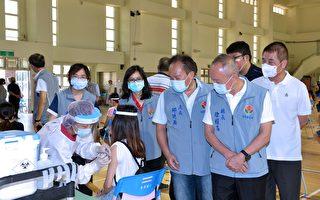 守护幼生安全 苗县幼儿园、课照中心施打疫苗