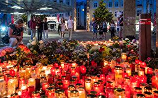 德國維爾茨堡砍人事件中 市民們勇敢救人