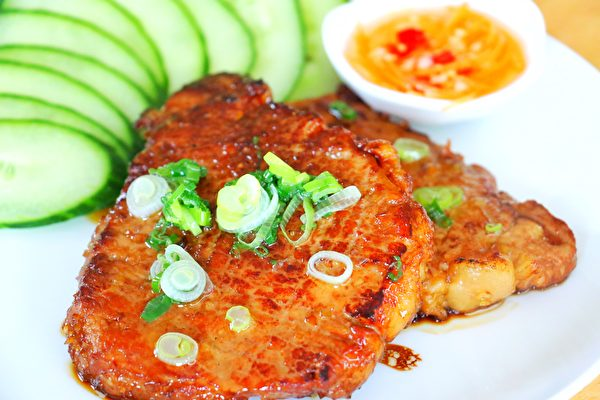 【美食天堂】香茅里肌猪排做法~ 肉嫩多汁!