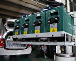 中國新能源車產量占全球一半 引爆發式污染