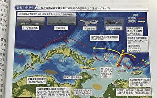 學者:日本防衛白皮書顯示對中戰略走向清晰