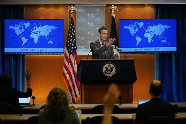 美国务院:中港当局侵蚀法治 美继续追责
