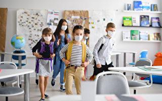 加州政府變卦 讓學區決定如何執行口罩令
