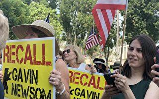 加州罷免州長選舉 選票上46候選人順序定