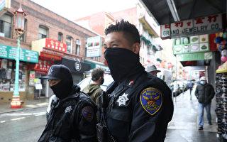 舊金山上半年槍枝暴力激增 砸車窗竊案相對減少