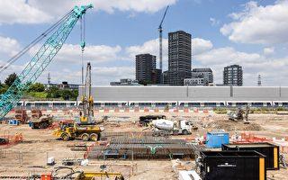 英國建築活動旺盛 惟脫歐後欠技術和勞動力