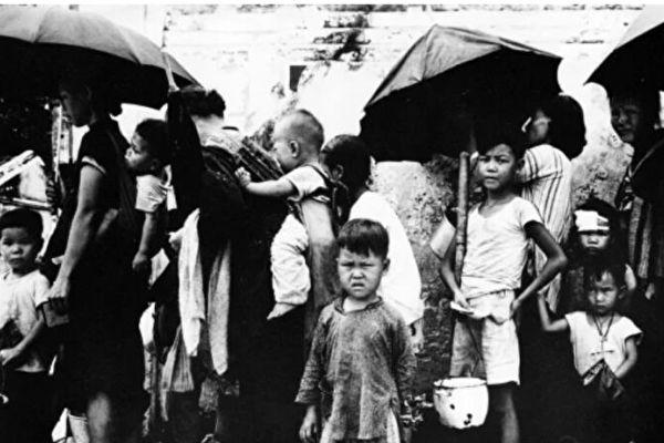 中共罪行錄之三十四:大饑荒時代的悲慘故事