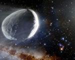 太陽系外發現巨型彗星 比普通彗星大千倍