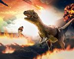 新研究:小行星撞地球之前 恐龙已濒临灭绝