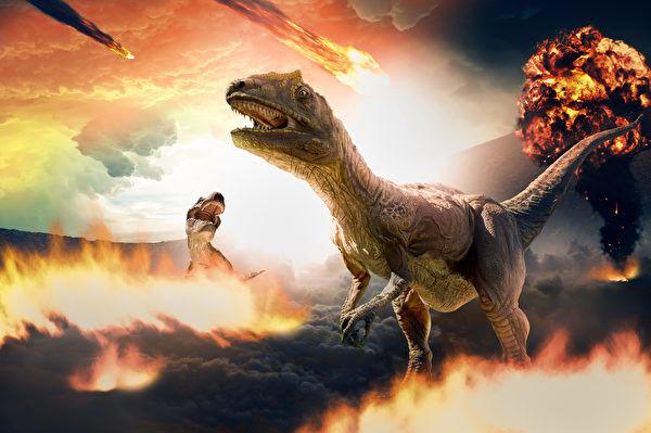 新研究:小行星撞地球之前 恐龍已瀕臨滅絕
