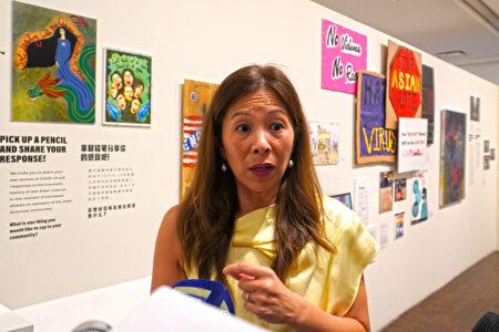美國華人博物館館長姚南勳(Nancy Yao Maasbach)。