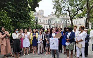紐約市議員有望女性過半 初選勝出女性賀創紀錄