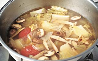 善用食材 你也能熬煮香甜回甘的蔬菜高湯