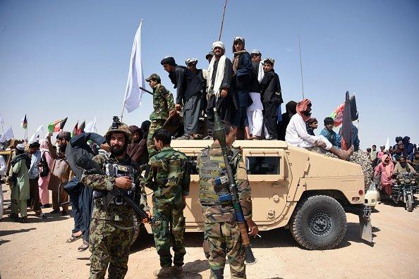 韋拓:美軍撤離阿富汗 「好朋友」塔利班或變中共噩夢